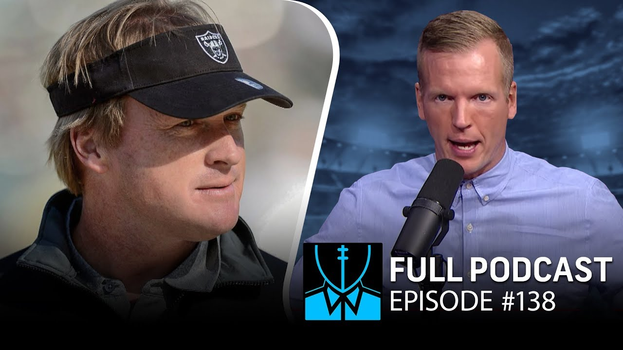 #AskMeAnything: Love over Tua, Gruden Nightmares & TP? | Chris Simms Unbuttoned (Ep. 138 FULL)