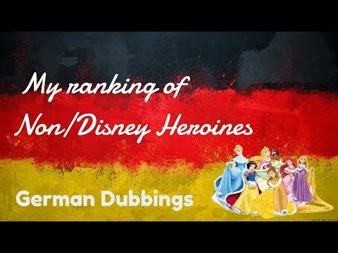 Heroine Deutsch