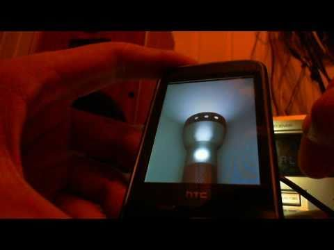#6HD - HTC Smart mobile phone unboxing and first look!