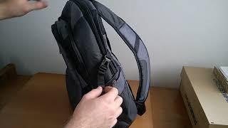 Review mochila de Notebook Dell Tek Cinza e Preto - Confortável, resistente e elegante