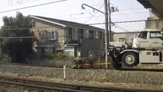 ありがとう485系羽越 新潟駅発車~車内放送