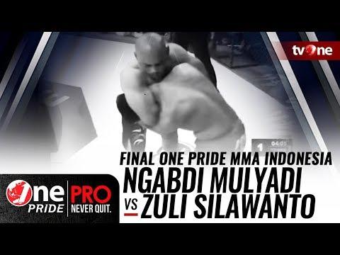 Final One Pride MMA Indonesia: Ngabdi Mulyadi Vs Zuli Silawanto [Welter Weight]