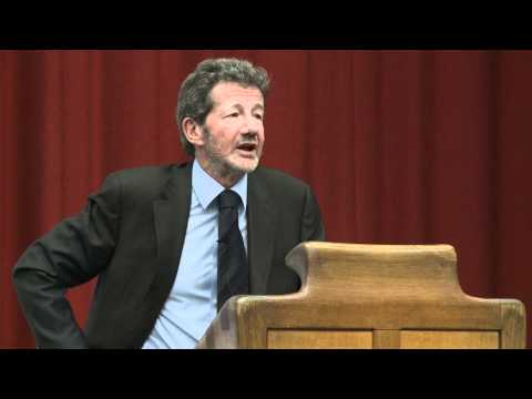Prof. Stefan Collini - From Belles-Lettres to Eng-Lit: Criticism and its Publics