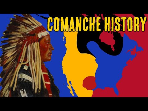 The Comanche Tribe | Native American History Documentary