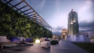 Star Residences 3D Animation Walkthrough Video