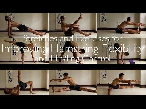 Hamstring Strength And Flexibility Routine