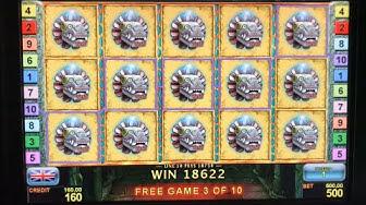 Book of RA (Book of Maya) Crazy Win