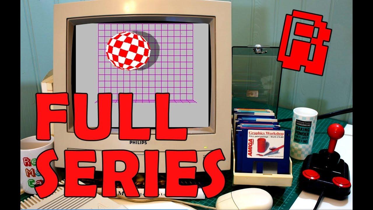 Amiga 500 Trash to Treasure Redux   The Full Series