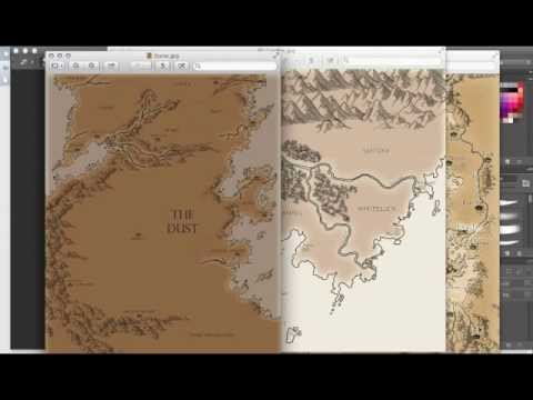 Fantasy mapmaking tutorial 1 of 5 youtube fantasy mapmaking tutorial 1 of 5 gumiabroncs Images
