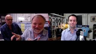 Unplanned Interviews - Chuck Konzelman & Cary Solomon