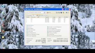 HD Tune Software to Check Hard Disk Information and Hard Disk Performance