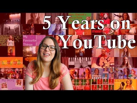 5 Years on YouTube! | Sarah Douglas