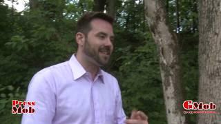 Entrevue avec Raphaël Fortin, chef du NPDQ.