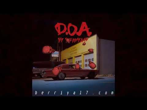 D.O.A (Dead On Arrival) - Rap Instrumental