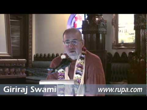 Lecture - Giriraj Swami - SB 9.4.29 Marriage in Spiritual Life