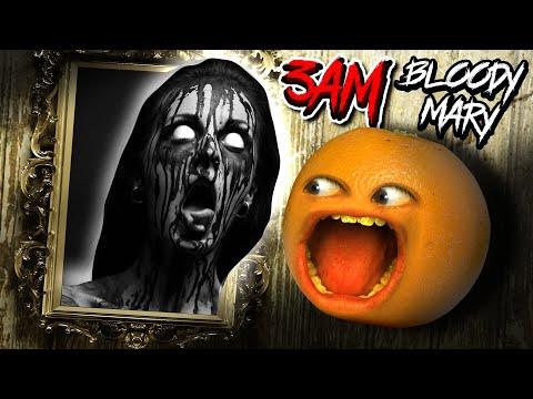 3AM BLOODY MARY CHALLENGE! [Annoying Orange Shocktober]