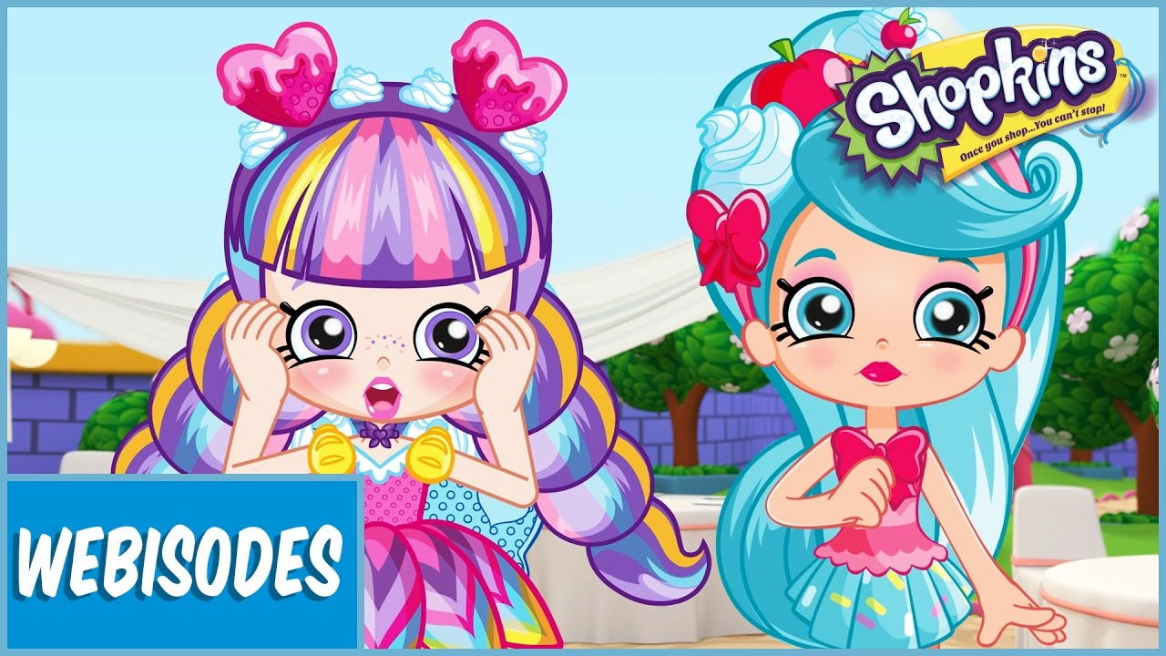 Shopkins webisodes ain 39 t no party like a shopkins party - Shopkins cartoon episode 5 ...