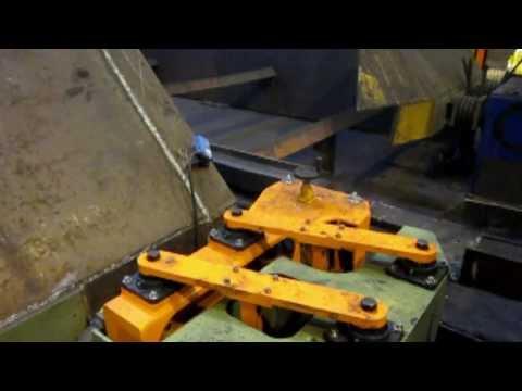 Steel H Beam Marking