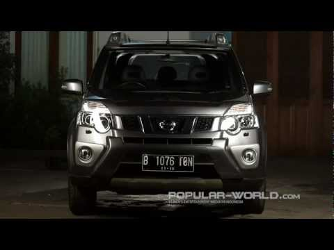 Popular Test Drive-Nissan X-Trail Xtremer