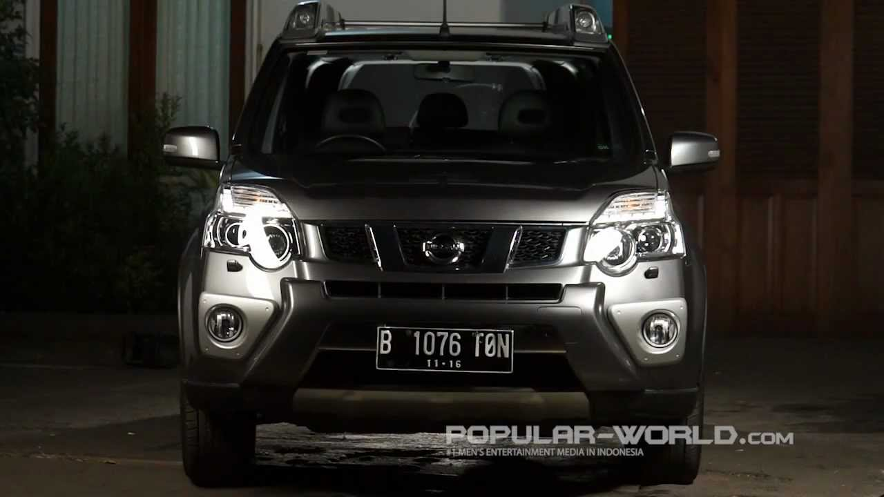 All Types harga new xtrail : Popular Test Drive-Nissan X-Trail Xtremer - YouTube