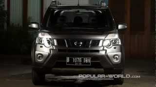 Popular Test Drive-Nissan X-Trail Xtremer