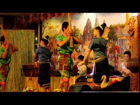 Lao Food and Show at Lane Xang Hotel November 2010-04