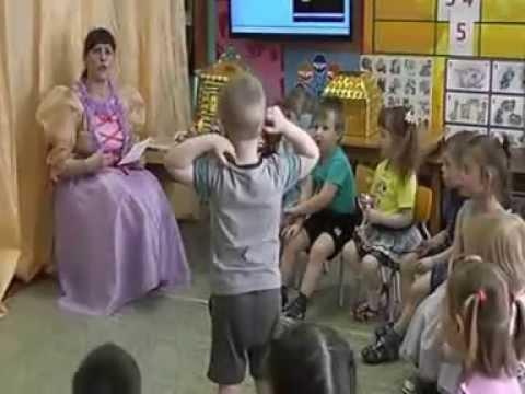театрализованное представление детьми второй младшей группы по сказке Колобок