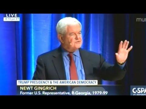 Debate On President Trump And American Democracy
