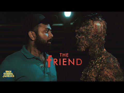THE FRIEND (2019) Horror Short Film