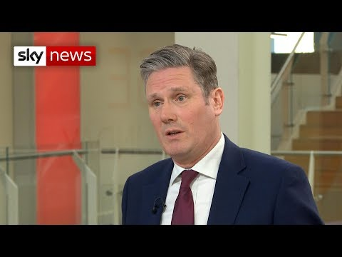Shadow Brexit secretary: Three month delay 'do-able'
