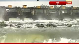 Pune: abp report on khadkawasla dam water released and high alert