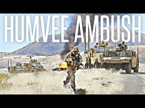 HUMVEE AMBUSH -