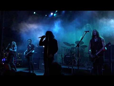 "Katatonia Performs ""Night Comes Down"" Live In Athens @Gagarin205, 28th Of February 2020"