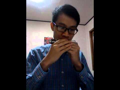 Harmonica- Kiss the rain for my love (20-10-2015) - YouTube