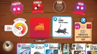 Online Match (Party Pack)   Exploding Kittens (iOS)
