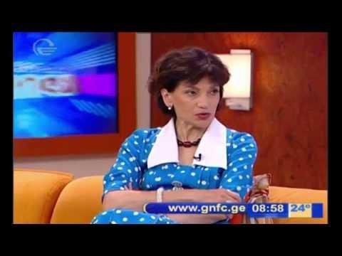 Giffoni Georgia - Tv Imedi 20 June 2014