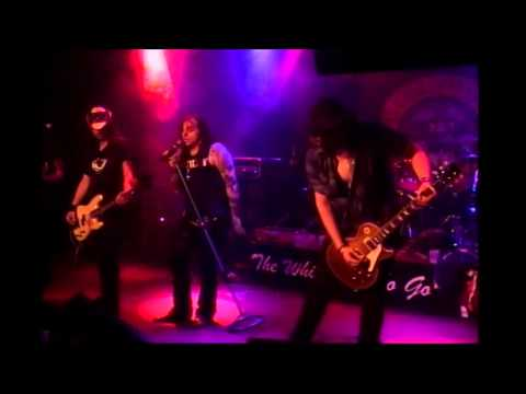 Hollywood Roses LIVE - Patience -at Whisky a Go Go- (Formatted for You-Tube)