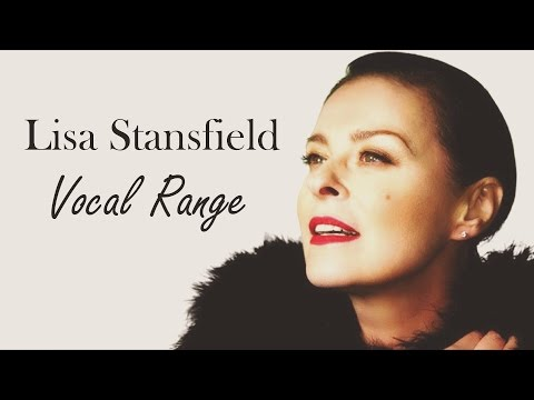 [HD] Lisa Stansfield Vocal Range (G♯2 - A6)