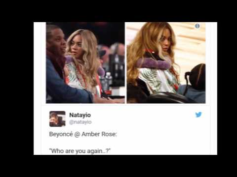 "Download Youtube: Amber Rose to Beyonce: Says She's the ""Becky"" That Slept with Jay Z"