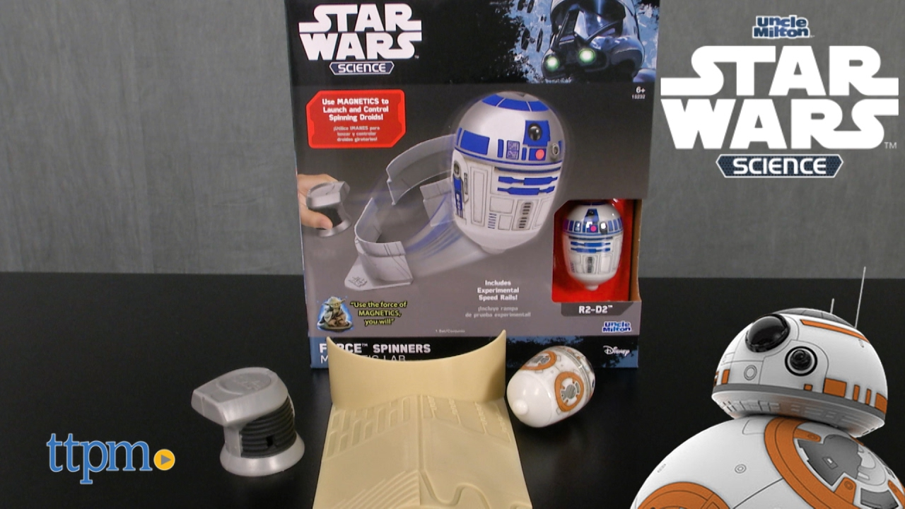 Star Wars Force Spinners-BB8