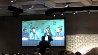 Castle Panel Comic-Con 2010 Part 4