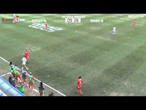 20151105 NCAA Womens Soccer   UTRGV v UMKC 1st Half
