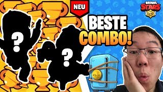 DUO SHOWDOWN BESTE COMBO | Brawl Stars deutsch