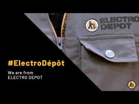 HAPPY - Pharrell Williams (We are from ELECTRO DEPOT)