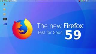 Comment réactiver le module pack des langues dans Firefox 59 ?