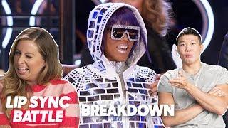 Comedians React to Serayah vs. Rotimi w/ Joel Kim Booster & More | Lip Sync Battle Breakdown