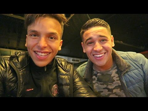 WIE IS KNAPPER SOUFIANE EDDYANI OF IK? - YOUSTOUB VLOG - 413