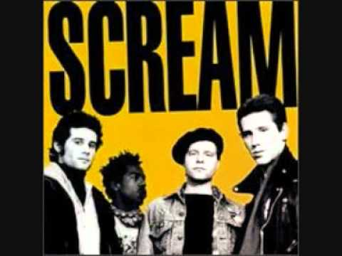 scream - came without warning