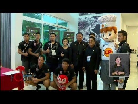 ย้อนหลัง ซีพีมาเลเซีย พร้อมสนับสนุนอาหารทัพนักกีฬาไทย