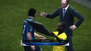 Pro Evolution Soccer 2010 - Pro Evolution Soccer 2010 (360) -  Bayern Munich vs Inter Milan - User video